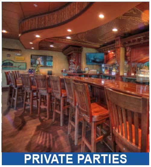 ponte vedra beach private parties